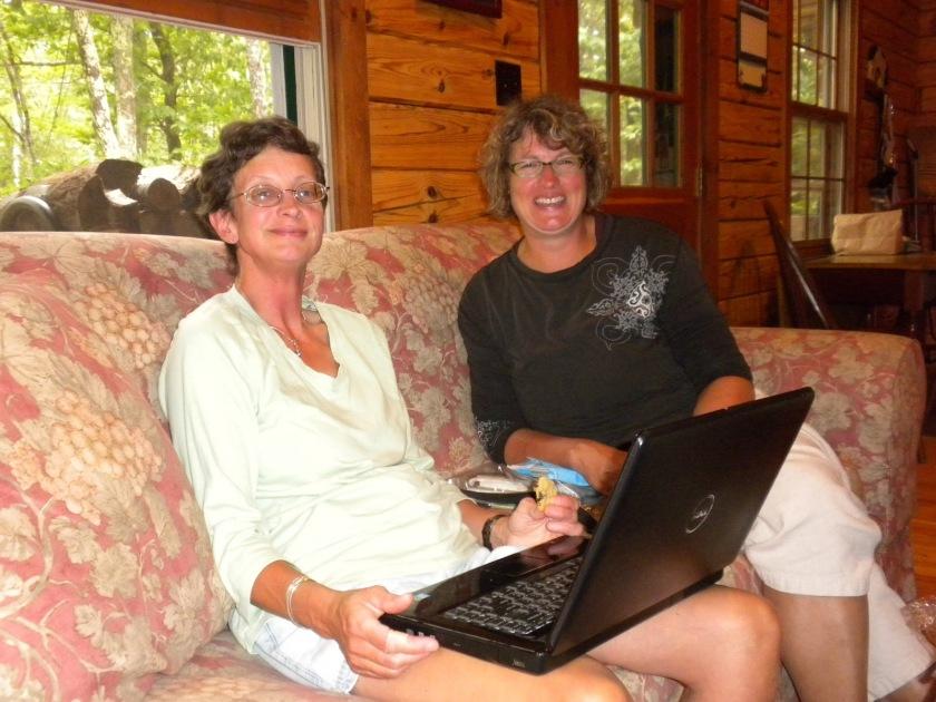 Katina and I 2011