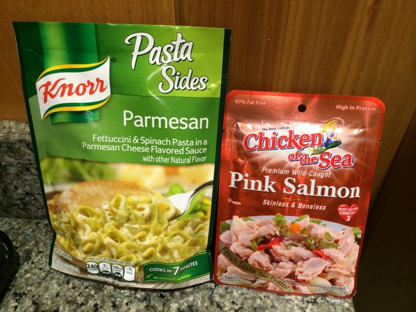 042015 Salmon alfredo