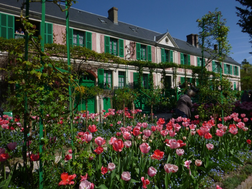 P1010511 - Monet's house