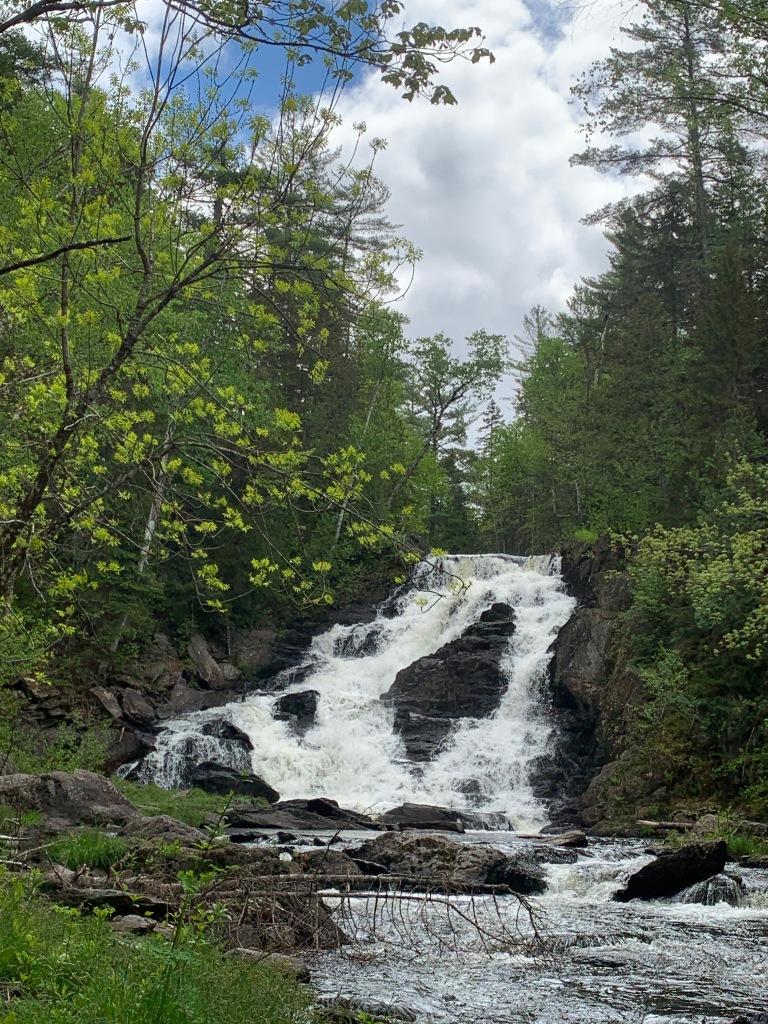 Shin Brook Falls
